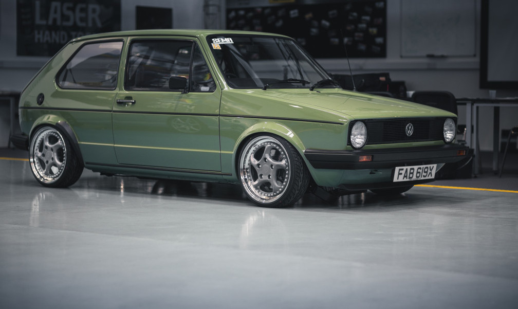Greg's mk1 PD Golf